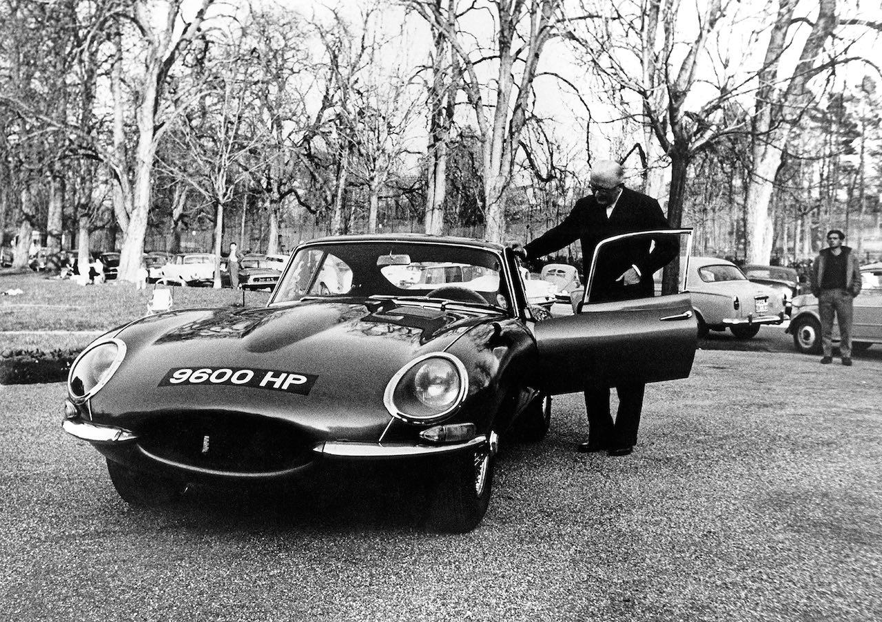 Jaguar Classic marks E-Type 60th anniversary with Tribute Edition