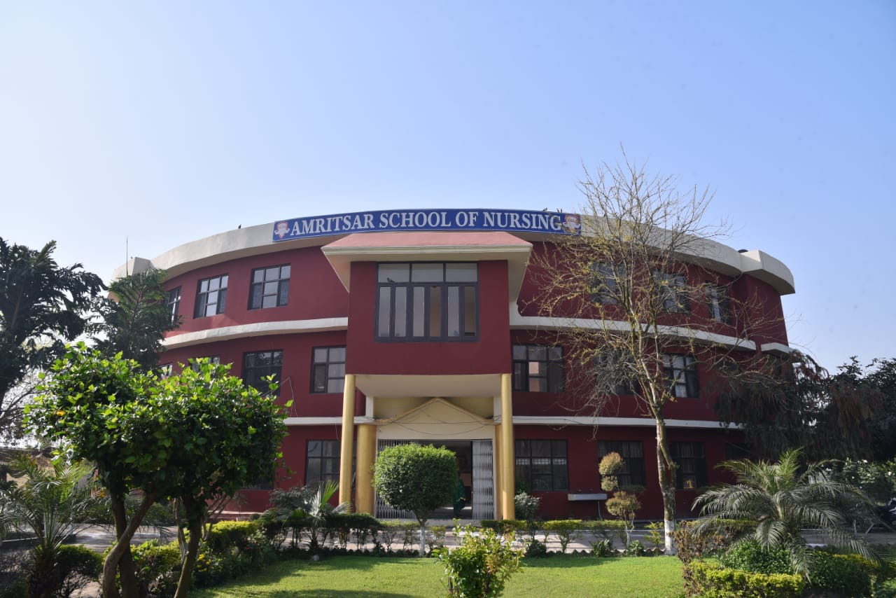Amritsar College of Nursing , Amritsar