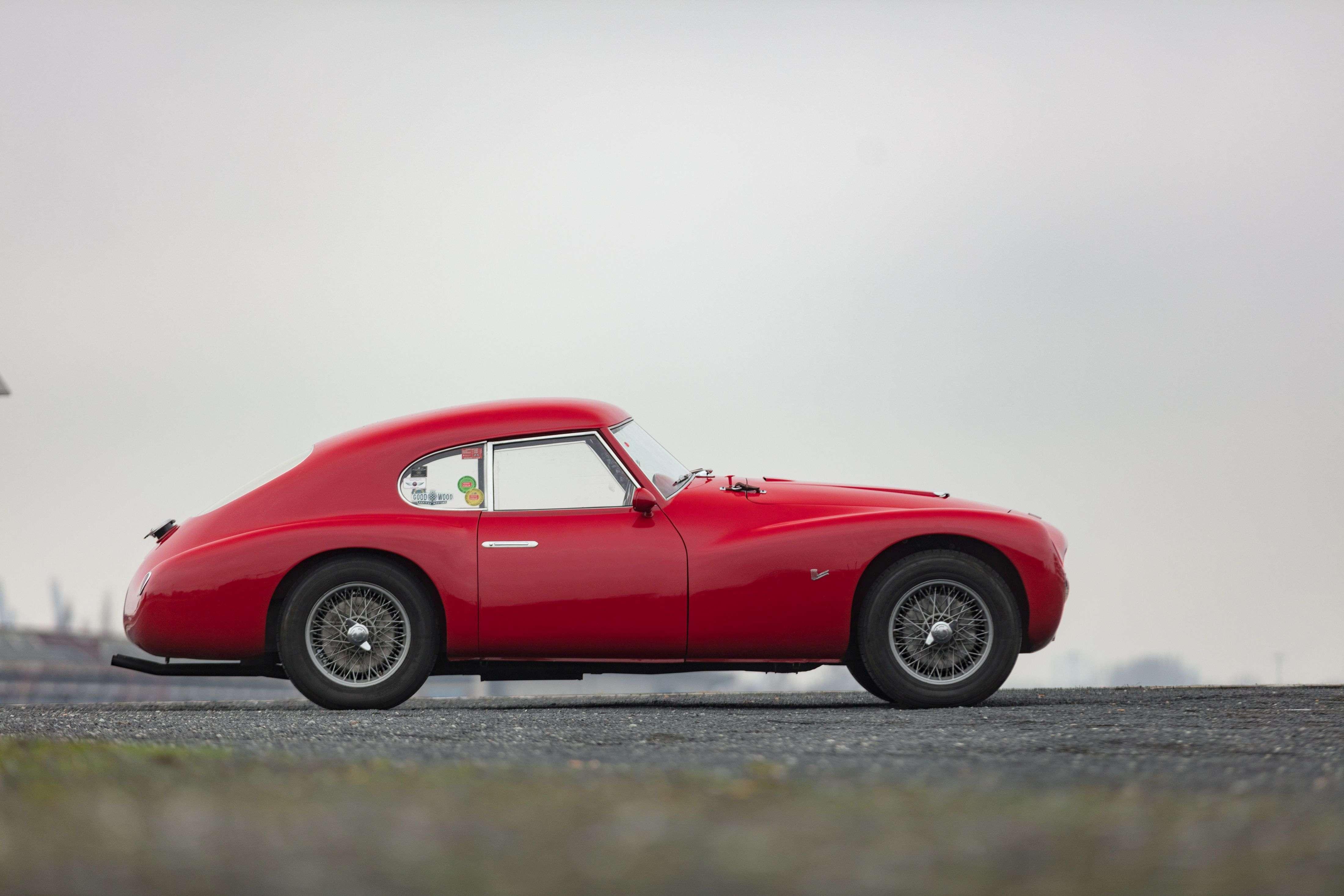 Rare 1953 Fiat 8V leads Artcurial October Auction