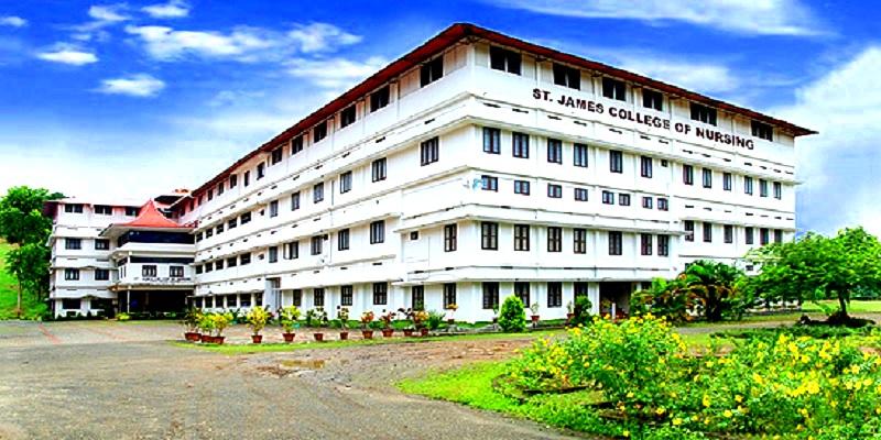 St. James College Of Nursing, Thrissur Image