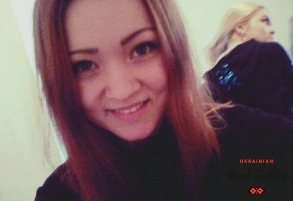 Photo gallery №1 Ukrainian girl Yana
