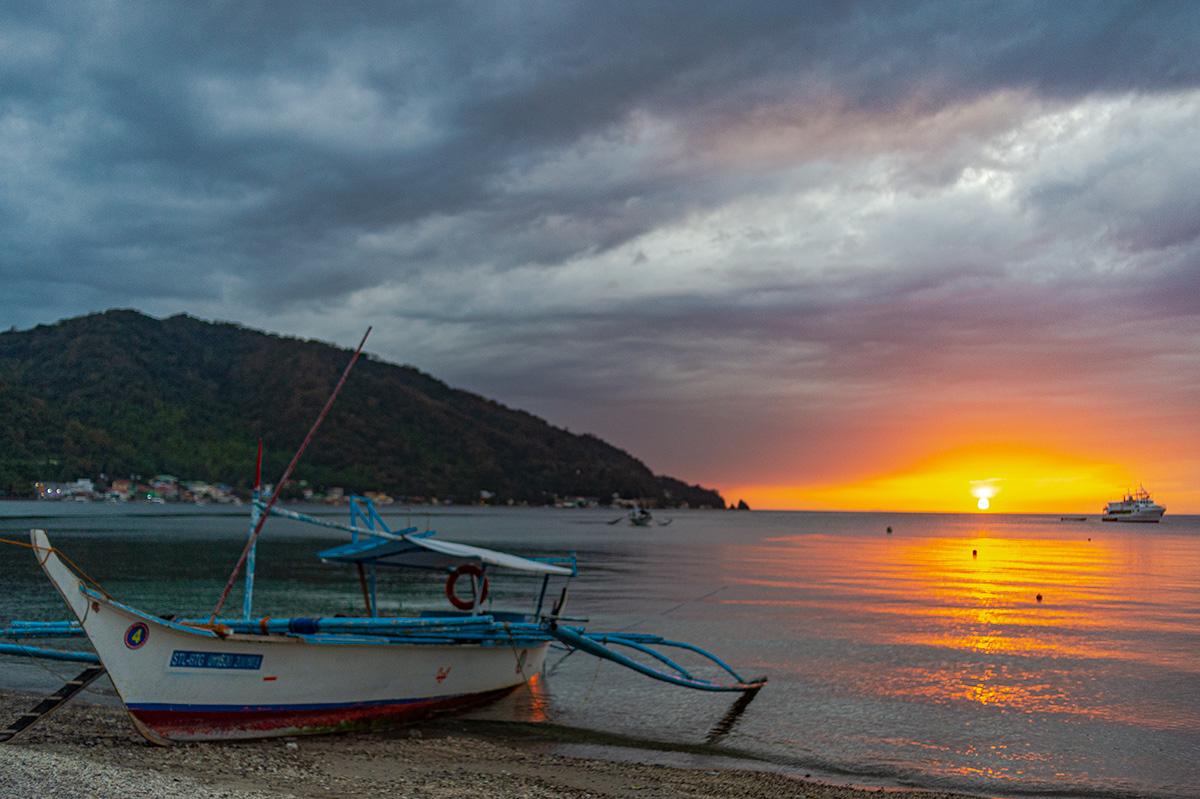 2020. Филиппины. Анилао. Черная вода. Ночь 5.
