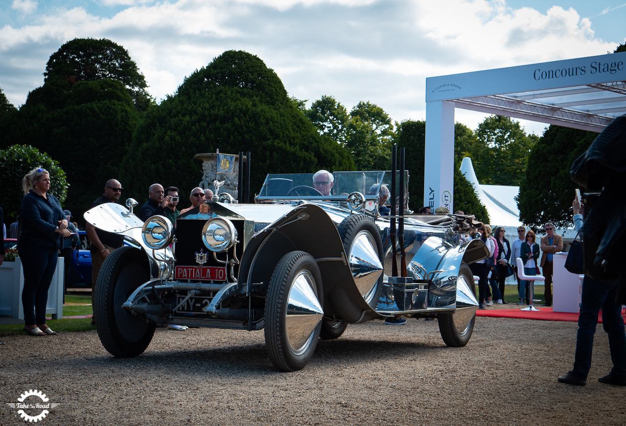 Future Classics class set for Concours of Elegance