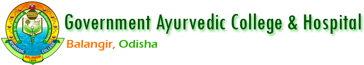 Government Ayurvedic College and Hospital, Bolangir