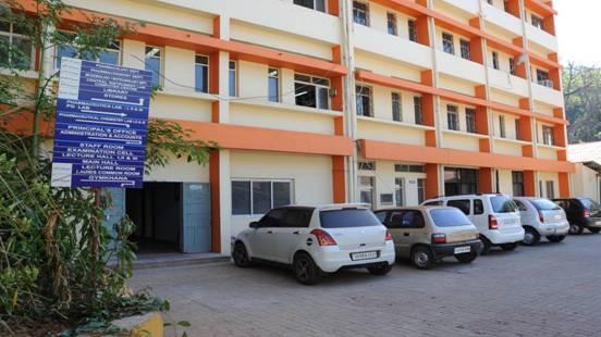 Goa College Of Pharmacy, Panaji