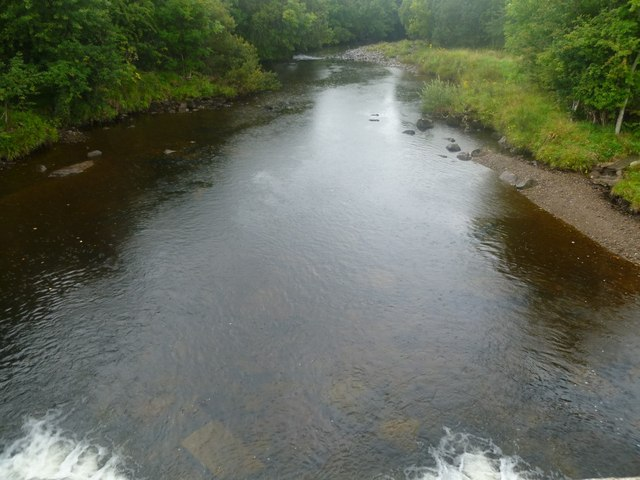 Bunowen River