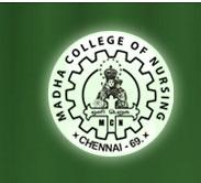 Madha College of Nursing, Chennai