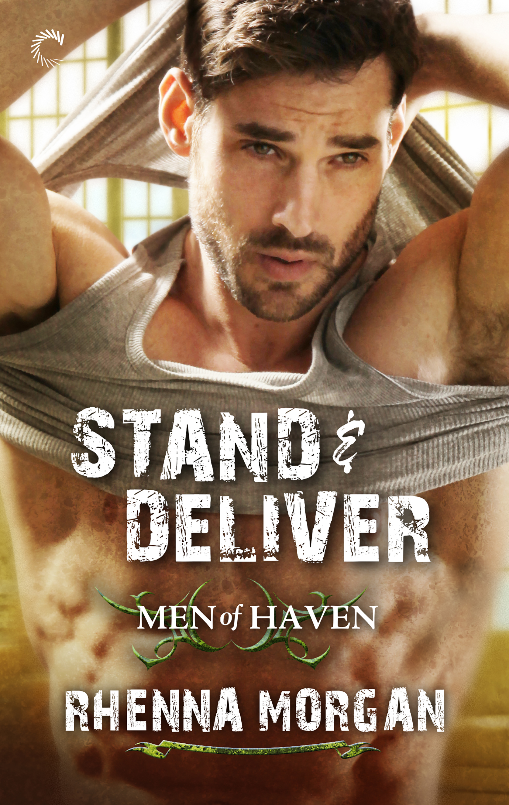 Stand and Delivery by Rhenna Morgan