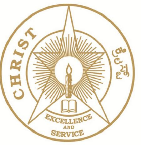 Department of Sciences, Christ University, Bengaluru