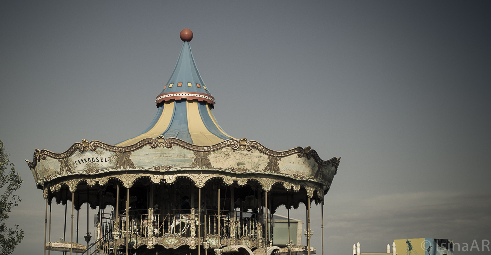 Carrousel del Tibidabo