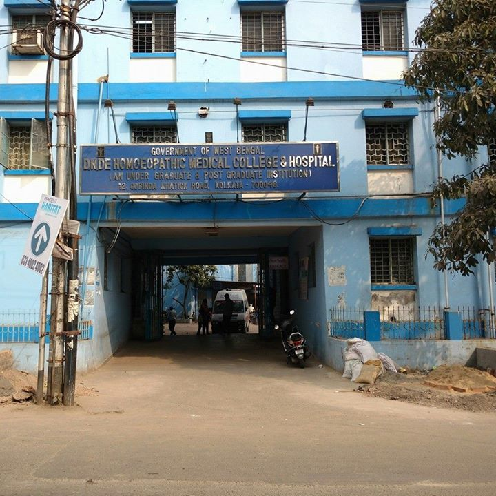 D.N.De Homoeopathic Medical College And Hospital, Kolkata Image