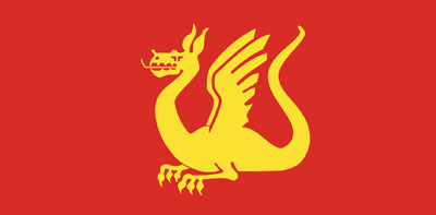 Bandera de Stjordal