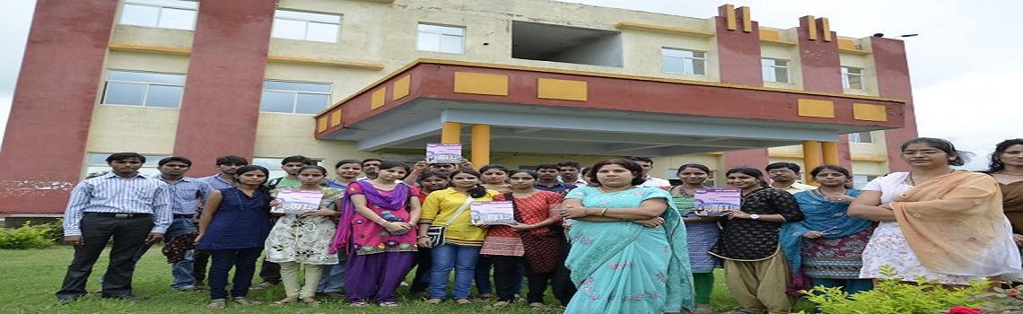 V I P S College Of Nursing, Gwalior Image