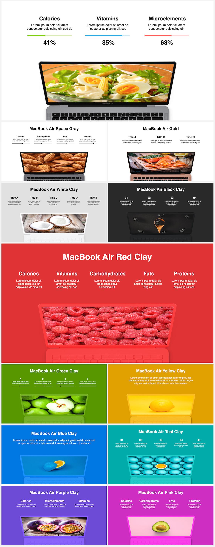 Huge Infographics Bundle! Lifetime Updates! PowerPoint, Photoshop, Illustrator. - 65