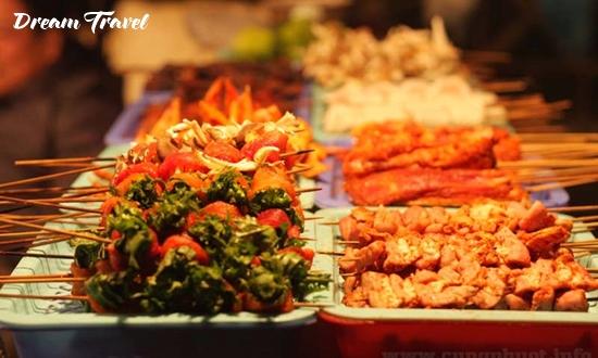 Không gian ẩm thực sống động Tây Bắc tại Fansipan Sa Pa