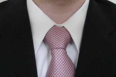 Image: Windsor knot