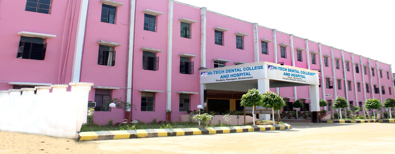 Hi-Tech Dental College and  hospital, Bhubaneswar Image