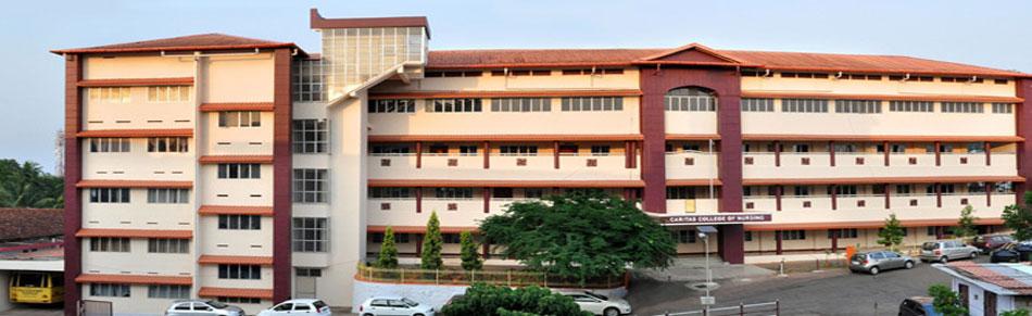 Caritas College of Nursing, Kottayam