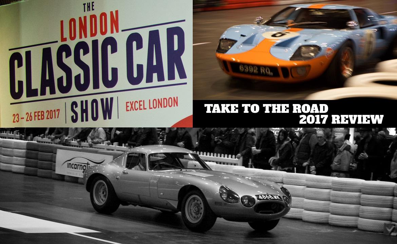 London Classic Car Show Review 2017