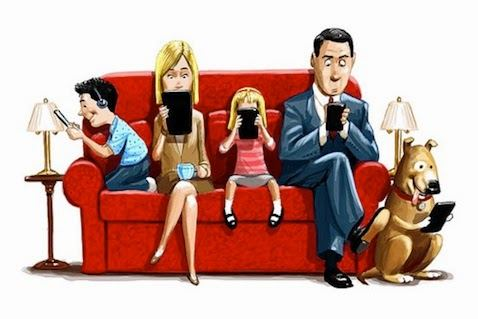 addicted to smartphones