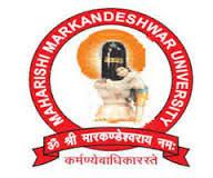 Maharishi Markendeswar College of Nursing, Ambala