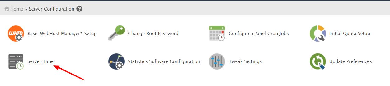server-config-home
