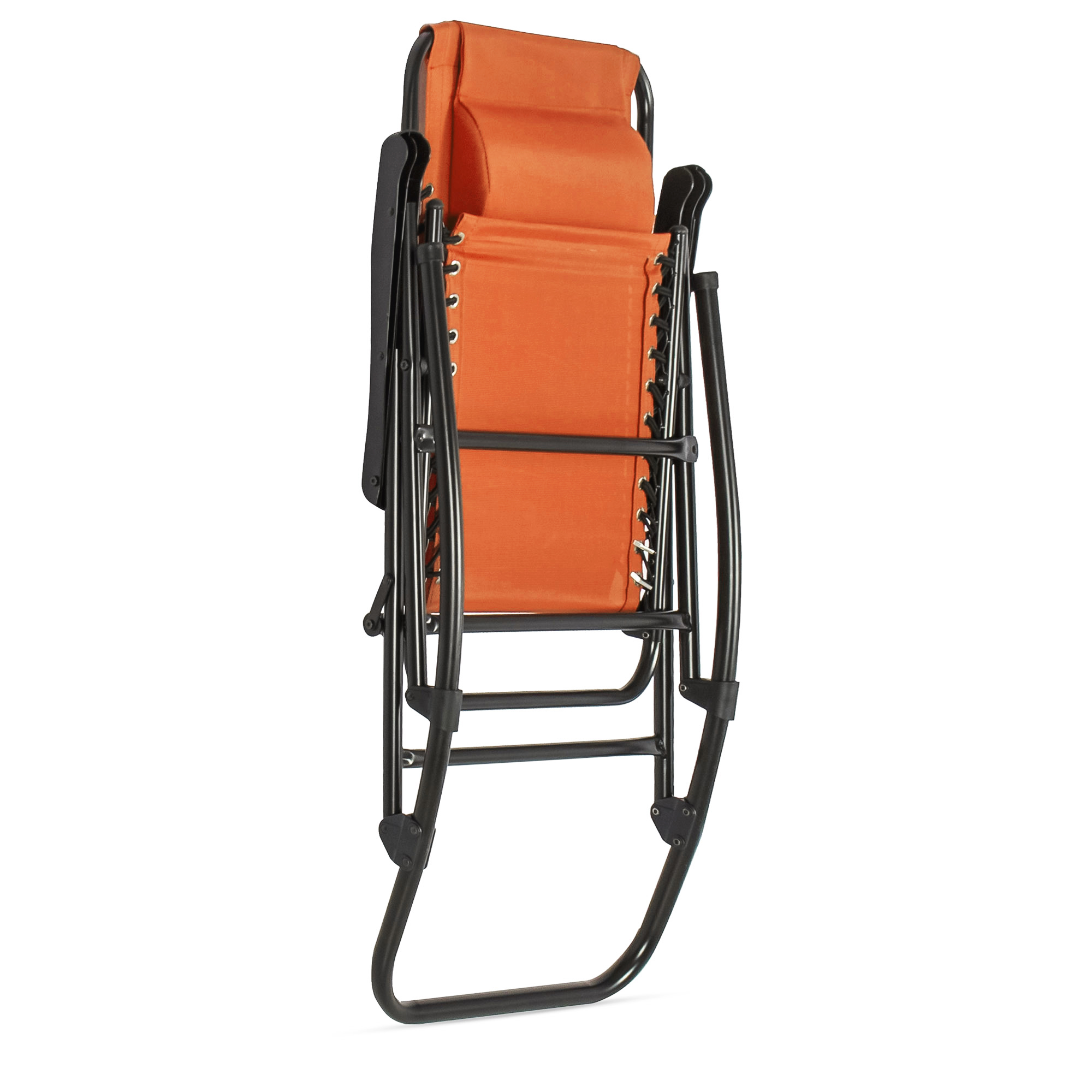BCP-Foldable-Zero-Gravity-Patio-Rocking-Lounge-Chair thumbnail 54