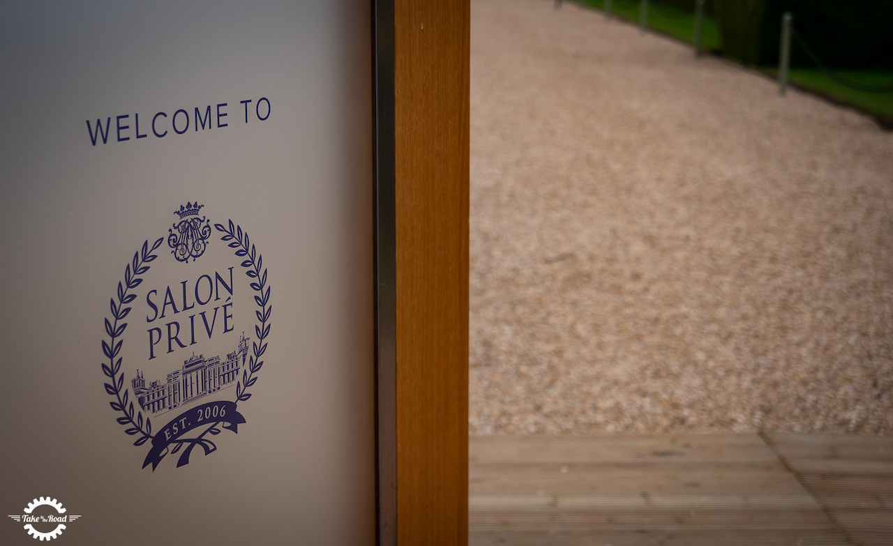 Return of Speed and Style to Salon Privé