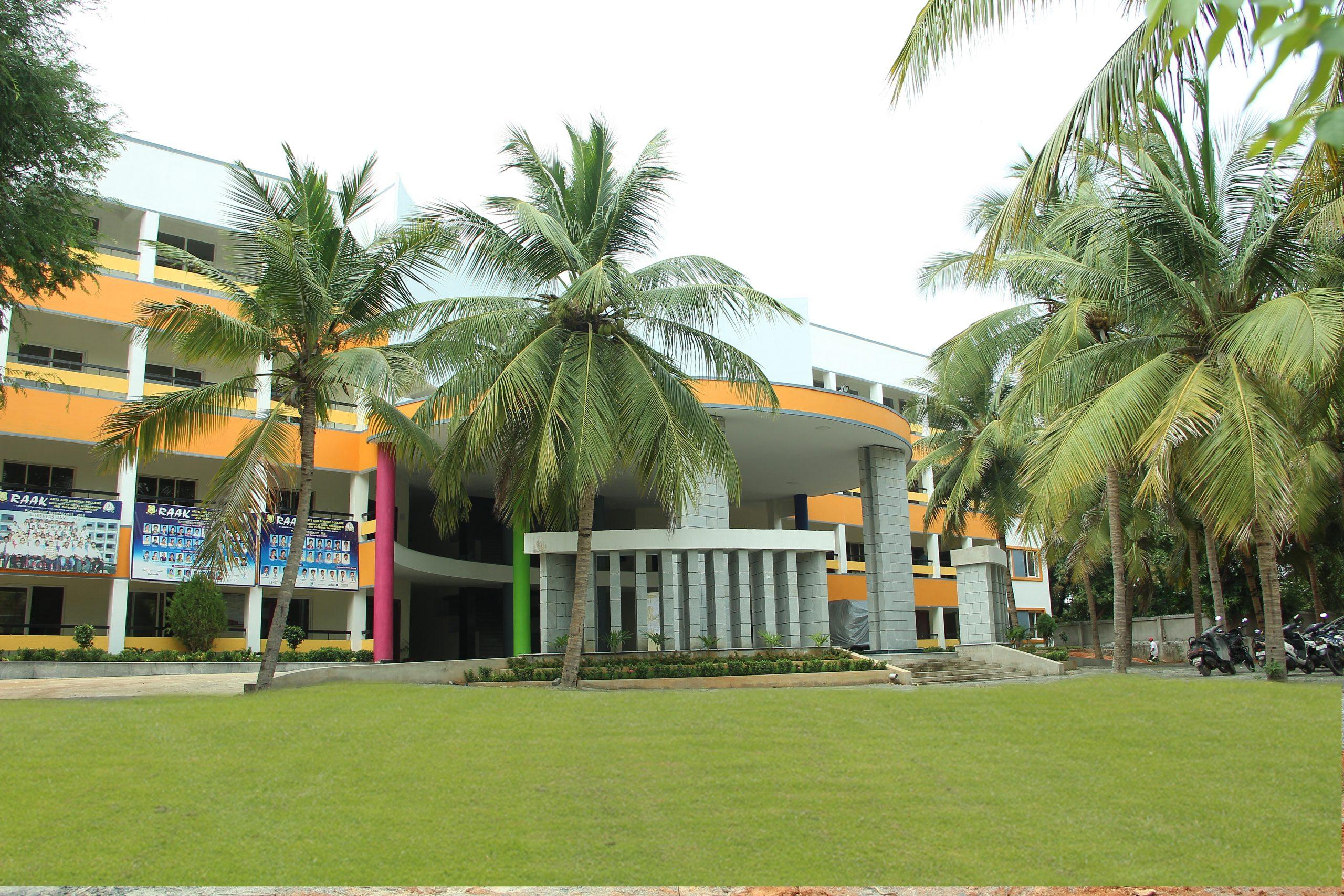 Raak Arts and Science, Villupuram
