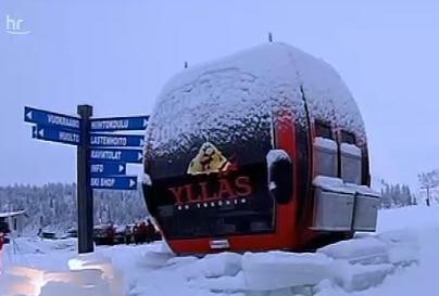 Ylläsfjäll - Finnlands höchster Berg