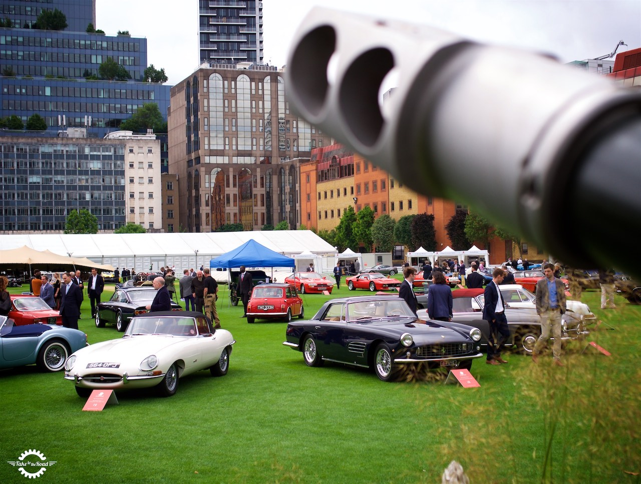 Take to the Road Highlights from the 2017 City Concours in London