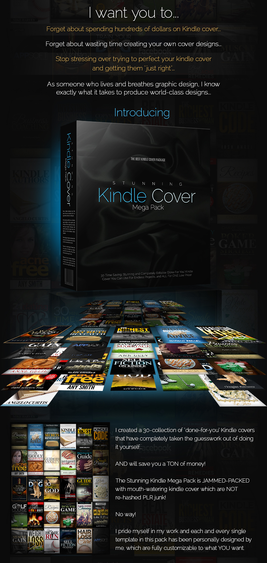 Premium Kindle Cover
