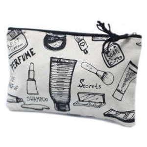 classic zip pouches