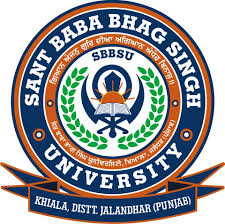 University Institute of Science and Humanities, Sant Baba Bhag Singh University