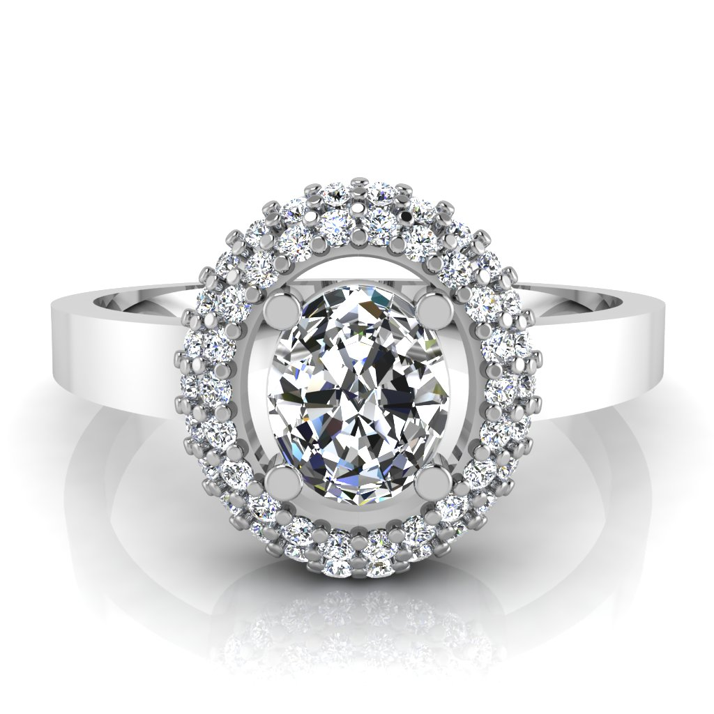 The Shyam Solitaire Ring
