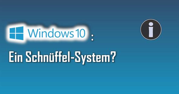 Kritiker behaupten immer wieder, Windows 10 würde zu viele Daten sammeln. Dabei ist aber vieles reine Behauptung, ohne dass sich diese Personen genauer mit den Windows 10 Funktionen beschäftigt haben.