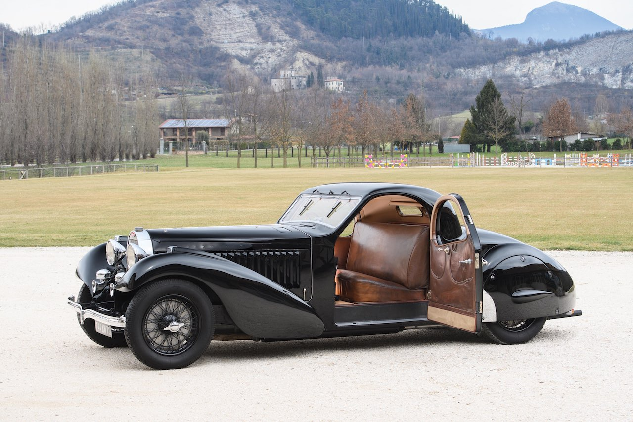 Take to the Road News RM Sotheby's Talbot-Lago