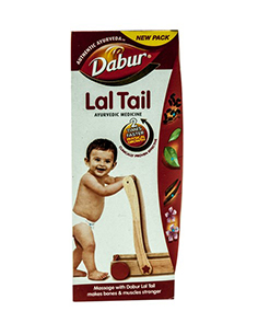 Dabur Lal Baby Oil 100 ml