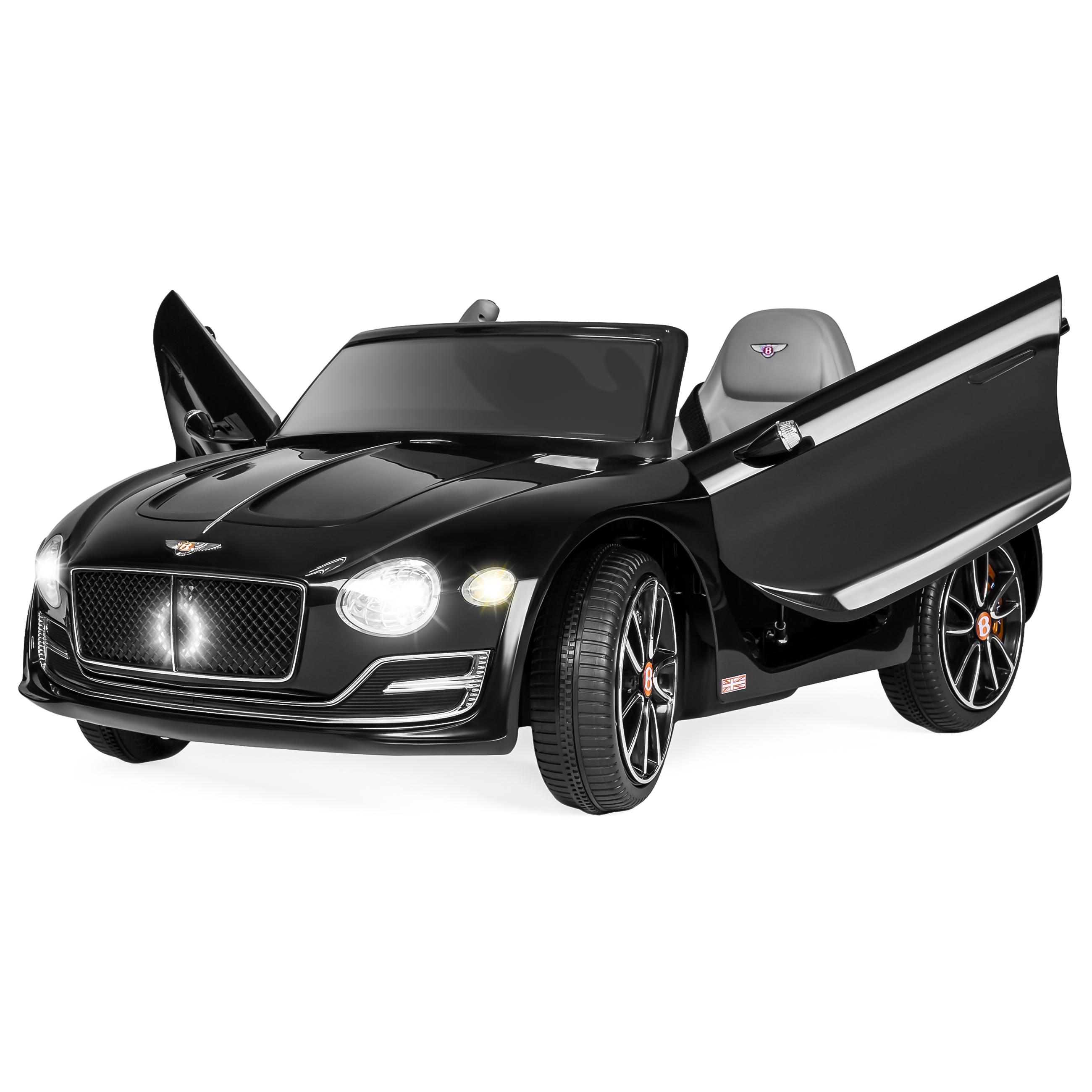 BCP-12V-Kids-Bentley-Ride-On-Car-w-Remote-Control-2-Speeds-AUX