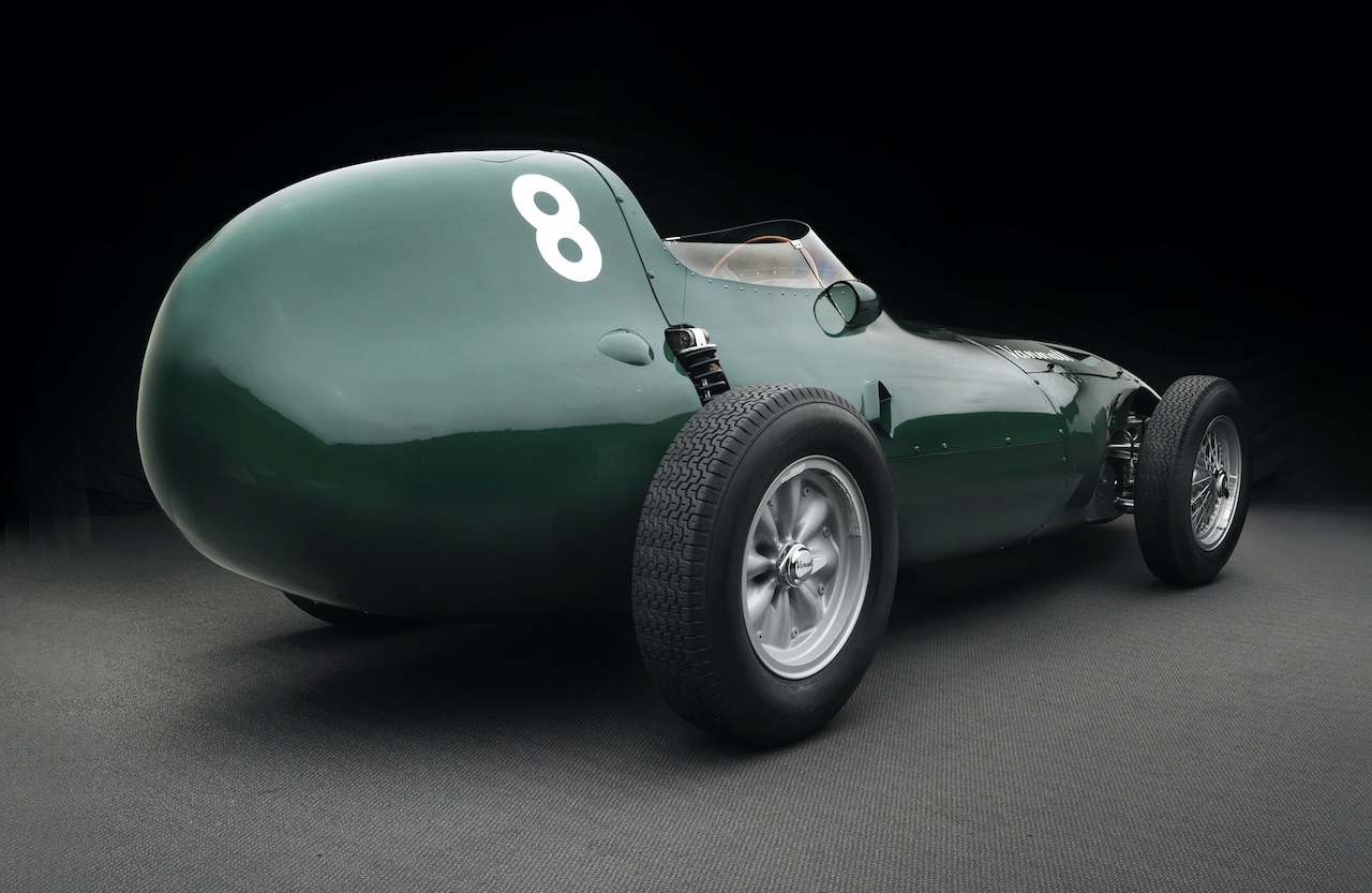 Famed F1 name Vanwall is back with new continuation cars