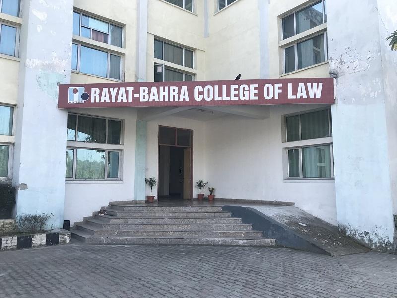 Rayat Bahra College of Law, Bohan Image