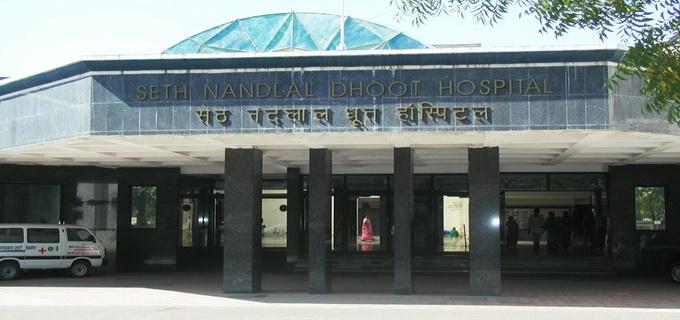 Seth Nandlal Dhoot Hospital Image