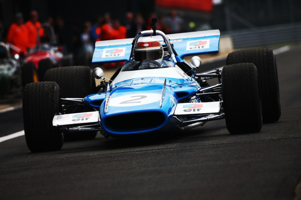 Sir Jackie Stewart relives 1969 British GP Victory