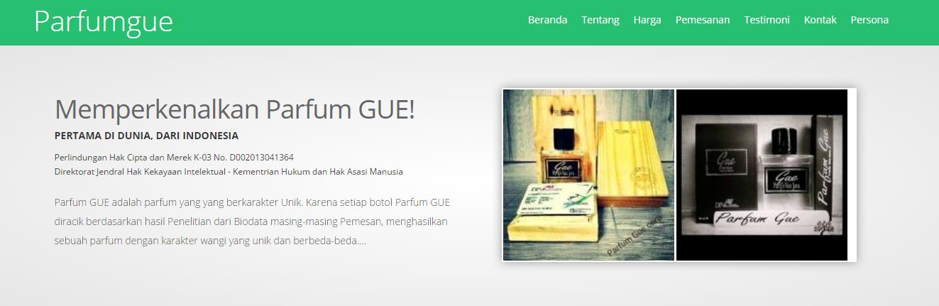 Parfum Gue