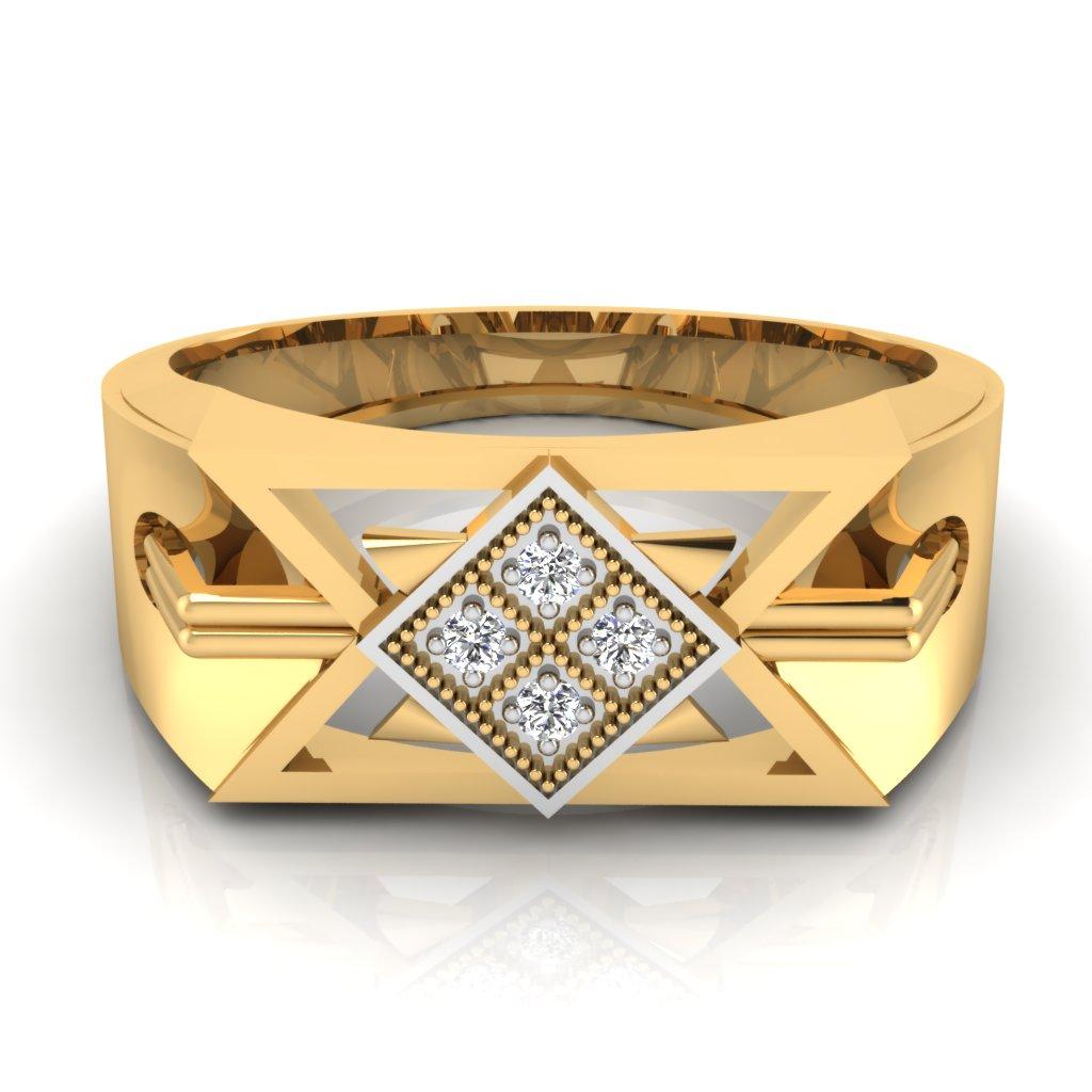 The Dimsy Diamond Mens Ring