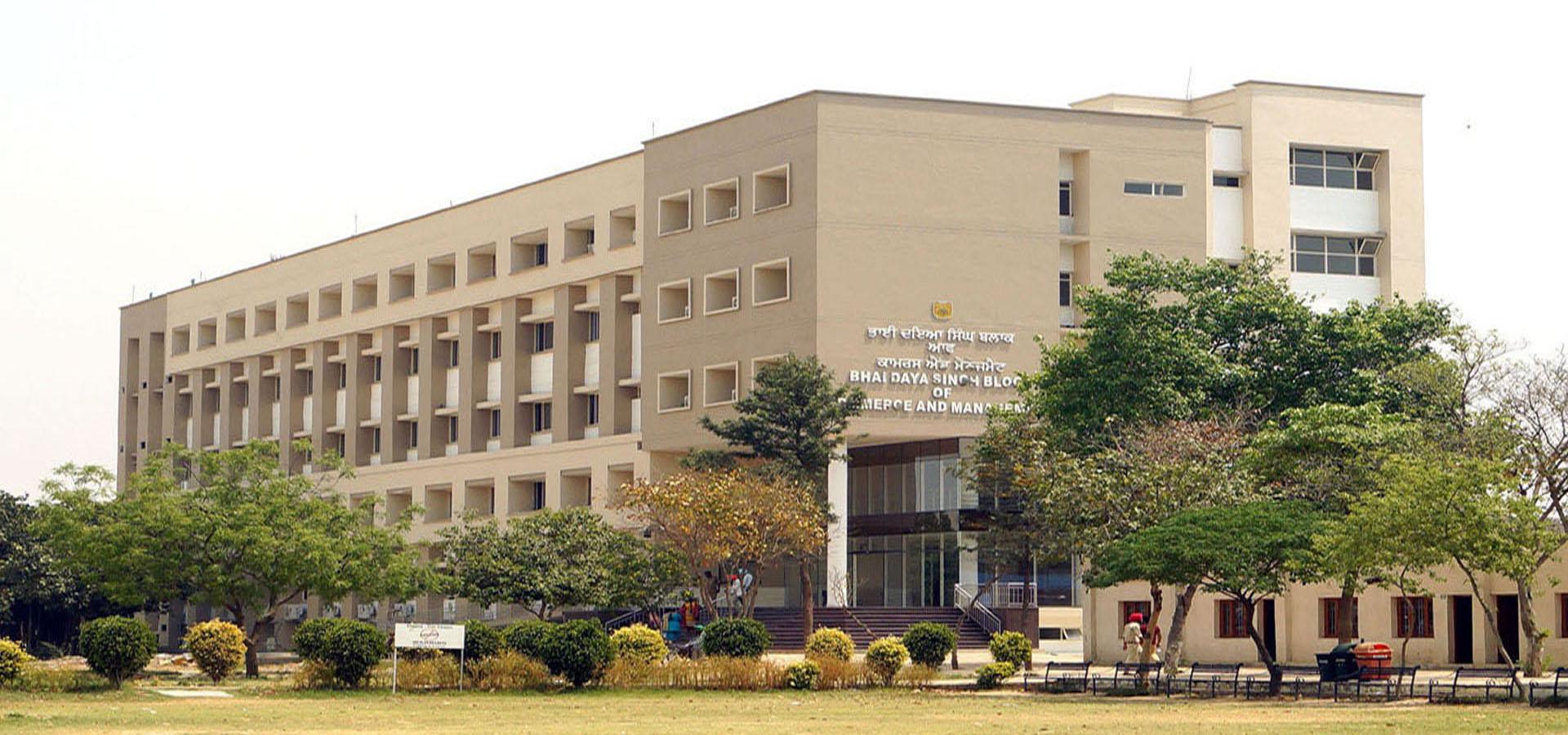 General Shivdev Singh Diwan Gurbachan Singh Khalsa College, Patiala