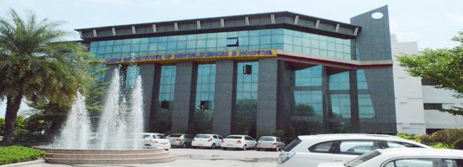 Luxmi Bai Institute of Dental Sciences and Hospital, Patiala Image