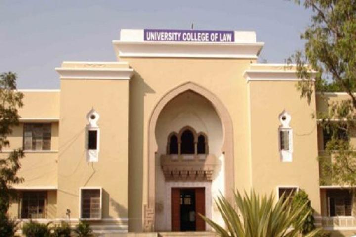 College of Law, Osmania University, Hyderabad
