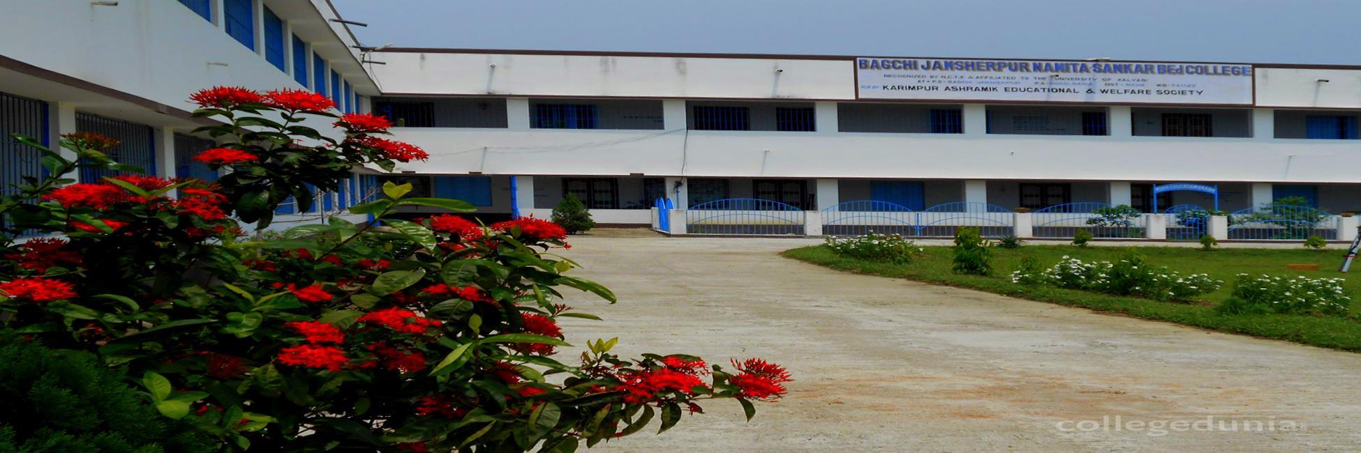 Bagchi Jamsherpur Namita Sankar B.Ed College, Nadia Image