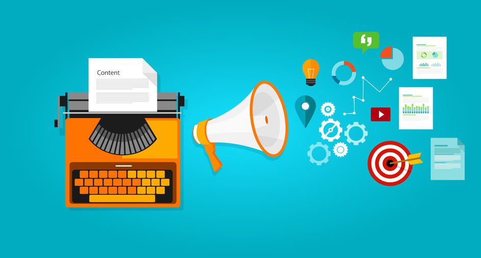 Guide to Content Marketing Part 1 [Infographic]